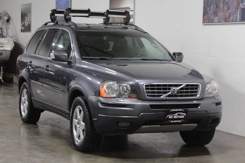 2007 Volvo XC90 AWD 3.2 4dr SUV W/ Versatility Package   Portland OR