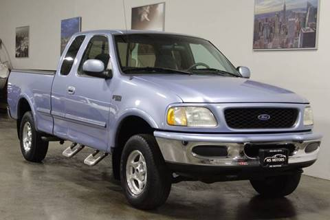 1997 Ford F-150 for sale at MS Motors in Portland OR