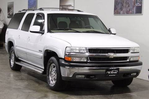 2001 Chevrolet Suburban for sale at MS Motors in Portland OR