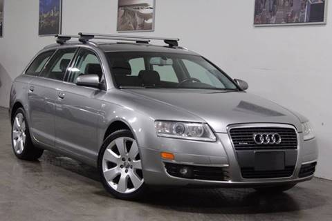2006 Audi A6 for sale at MS Motors in Portland OR