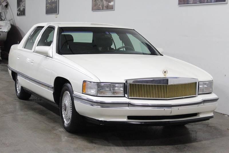 Cadillac Of Portland >> 1996 Cadillac Deville 4dr Sedan In Portland Or Ms Motors