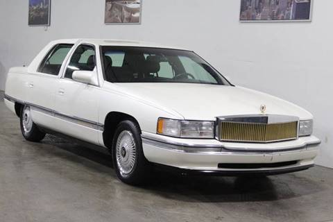 1996 Cadillac DeVille for sale at MS Motors in Portland OR