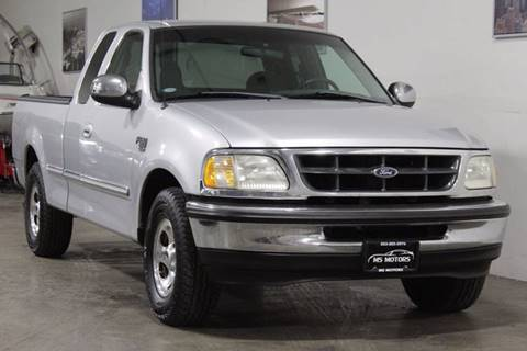 1998 Ford F-150 for sale at MS Motors in Portland OR