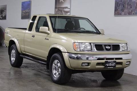 1999 Nissan Frontier for sale at MS Motors in Portland OR