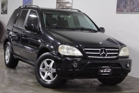 2001 Mercedes-Benz M-Class for sale at MS Motors in Portland OR