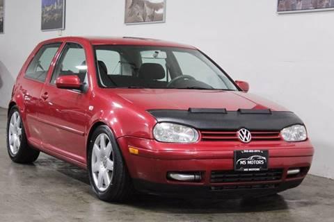 2001 Volkswagen GTI for sale at MS Motors in Portland OR