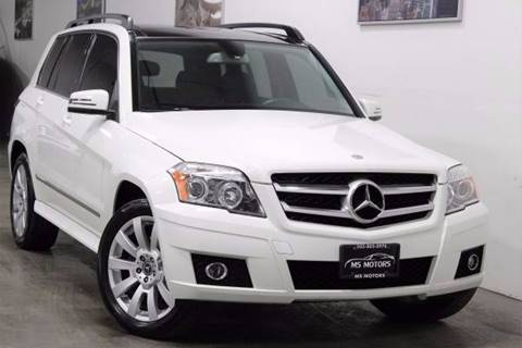 2010 Mercedes-Benz GLK for sale at MS Motors in Portland OR