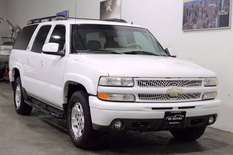 2002 Chevrolet Suburban for sale at MS Motors in Portland OR