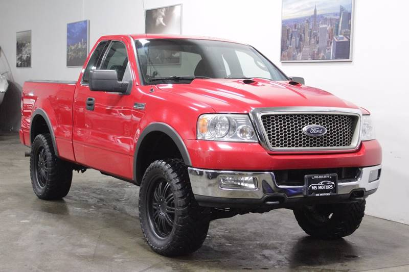 2004 ford f-150 fx4 4wd