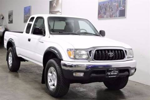 2001 Toyota Tacoma for sale at MS Motors in Portland OR