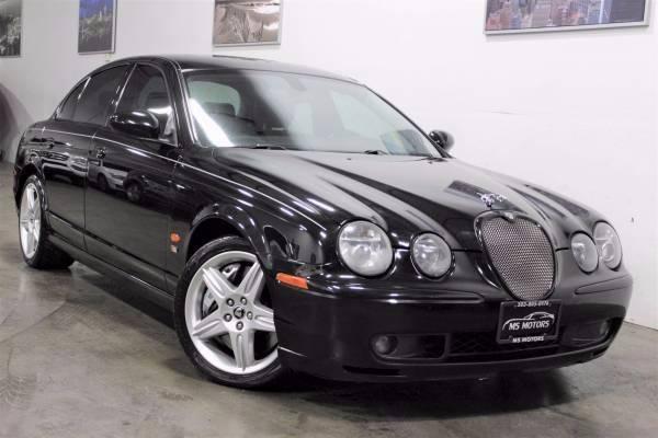 2004 Jaguar S Type R 4dr Supercharged Sedan In Portland Or Ms Motors