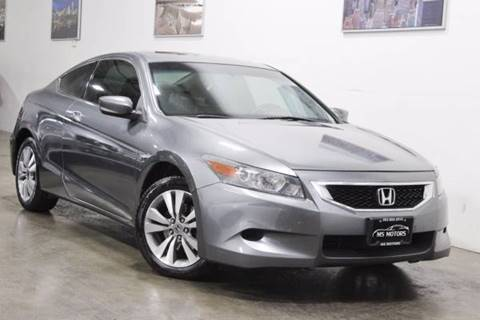 2009 Honda Accord for sale at MS Motors in Portland OR