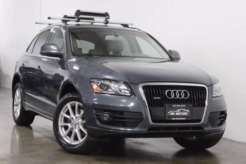 2009 Audi Q5 for sale at MS Motors in Portland OR