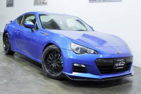2013 Subaru BRZ for sale at MS Motors in Portland OR