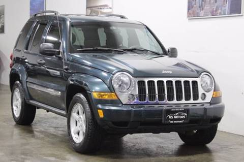 2005 Jeep Liberty for sale at MS Motors in Portland OR