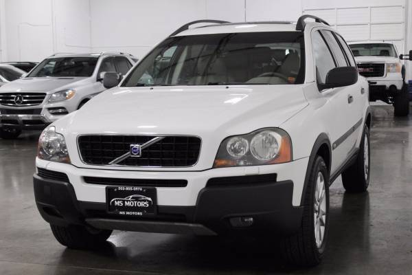 2004 Volvo Xc90 Awd 4dr T6 Turbo Suv In Portland Or Ms Motors