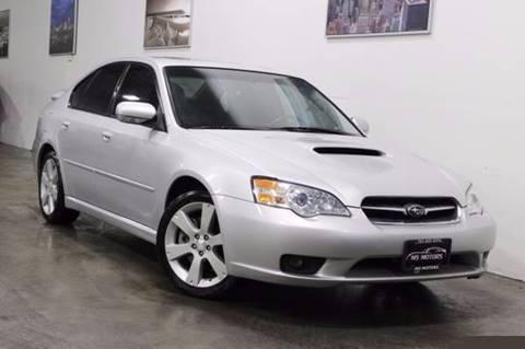 2007 Subaru Legacy for sale at MS Motors in Portland OR