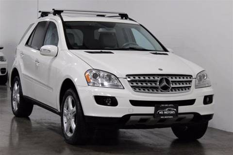 2007 Mercedes-Benz M-Class for sale at MS Motors in Portland OR