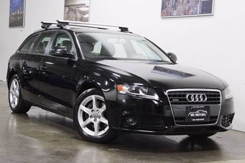 2009 Audi A4 for sale at MS Motors in Portland OR
