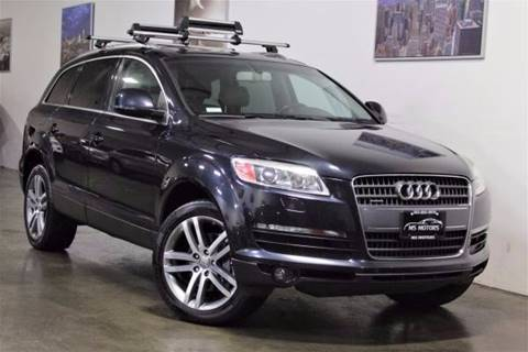 2008 Audi Q7 for sale at MS Motors in Portland OR