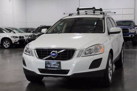 2013 Volvo XC60 for sale at MS Motors in Portland OR