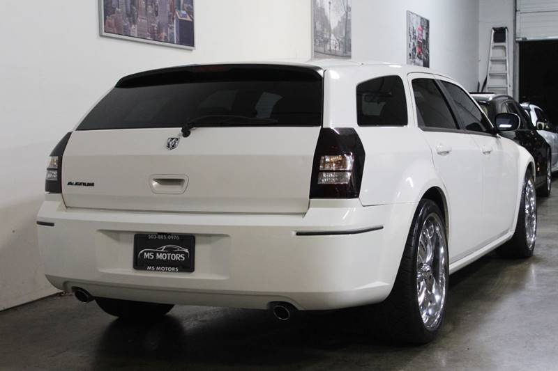 2006 Dodge Magnum RT 4dr Wagon In Portland OR - MS Motors