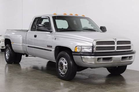 2002 Dodge Ram Pickup 3500 for sale at MS Motors in Portland OR