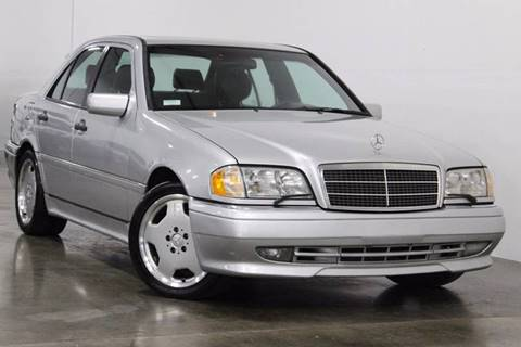1997 Mercedes-Benz C-Class for sale at MS Motors in Portland OR