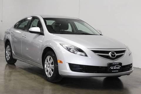2011 Mazda MAZDA6 for sale at MS Motors in Portland OR