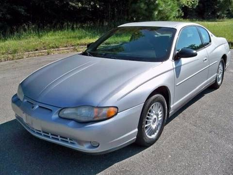 2000 Chevrolet Monte Carlo for sale in New Windsor, NY