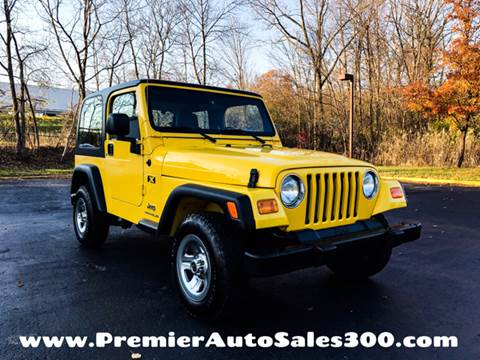 2004 Jeep Wrangler for sale in New Windsor, NY