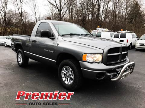 2005 Dodge Ram Pickup 1500 for sale in New Windsor, NY
