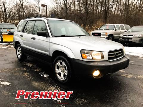 2004 Subaru Forester for sale in New Windsor, NY