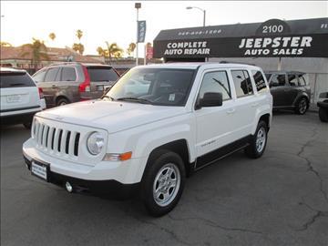 2012 Jeep Patriot for sale in Costa Mesa, CA