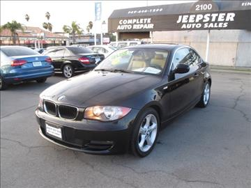 2011 BMW 1 Series for sale in Costa Mesa, CA