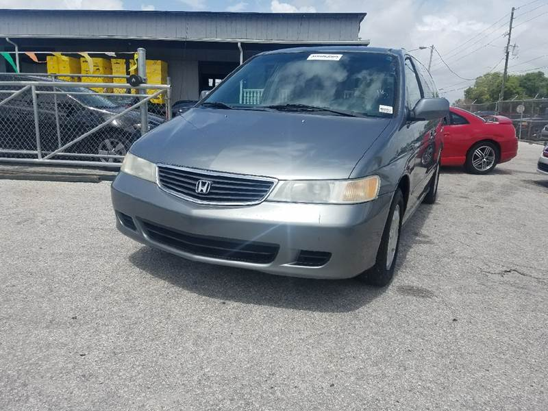 2001 Honda Odyssey for sale at All About Price in Orlando FL