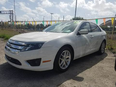 2010 Ford Fusion for sale at All About Price in Orlando FL
