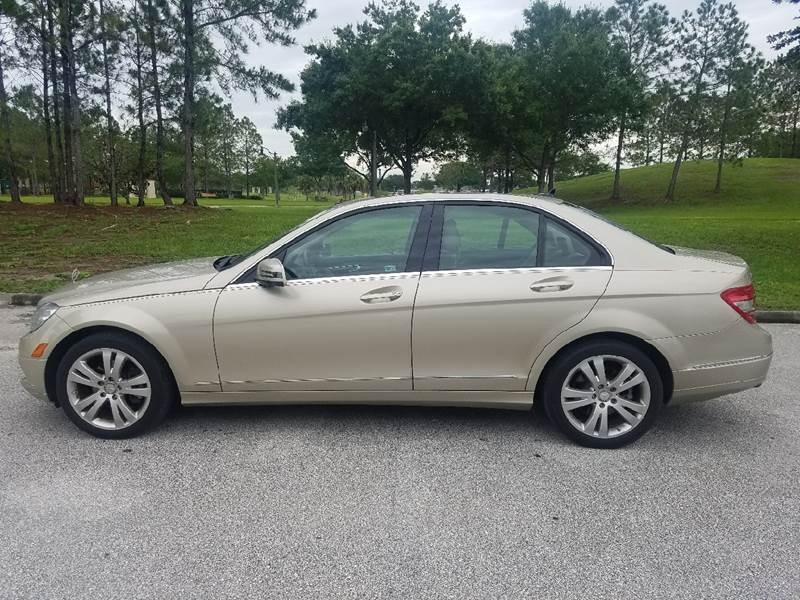 2011 Mercedes-Benz C-Class for sale at All About Price in Orlando FL
