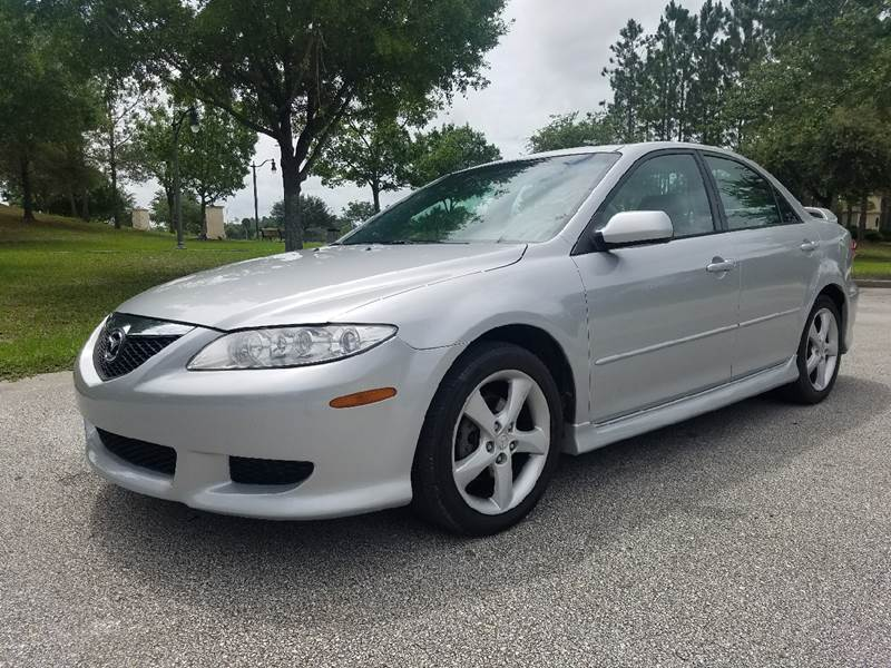 2003 Mazda MAZDA6 for sale at All About Price in Orlando FL