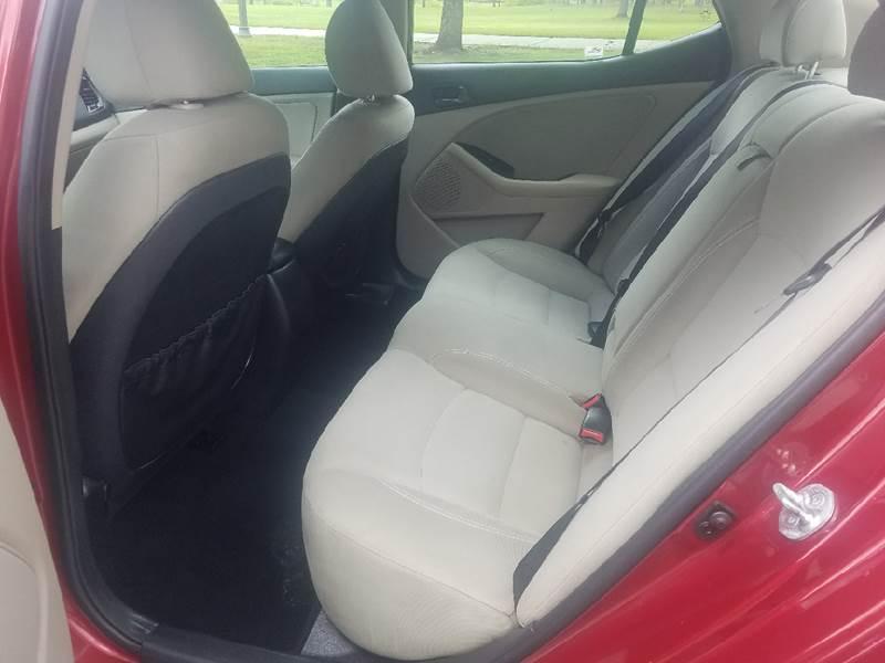 2014 Kia Optima for sale at All About Price in Orlando FL