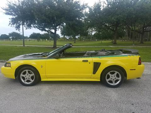 2001 Ford Mustang for sale at All About Price in Orlando FL