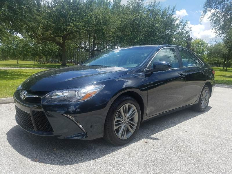 2017 Toyota Camry for sale at All About Price in Orlando FL