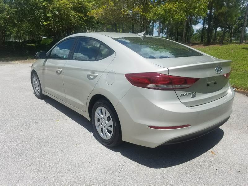 2017 Hyundai Elantra for sale at All About Price in Orlando FL