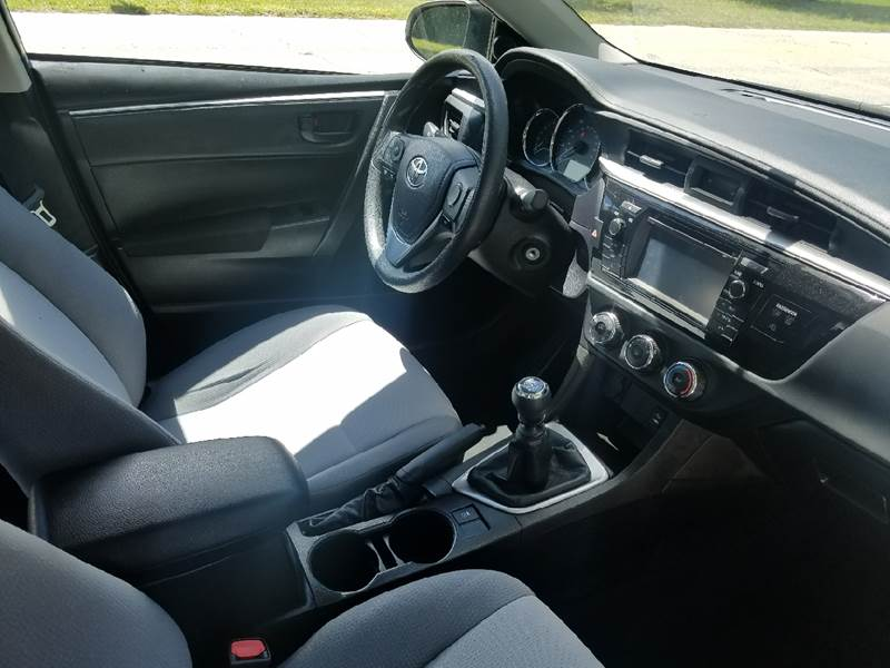 2016 Toyota Corolla for sale at All About Price in Orlando FL