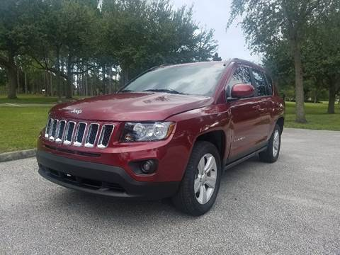 2017 Jeep Compass for sale at All About Price in Orlando FL