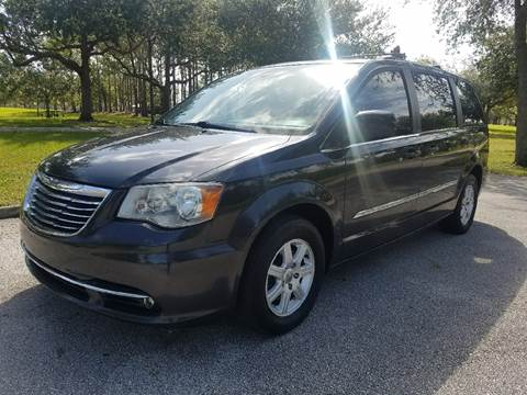 2012 Chrysler Town and Country for sale at All About Price in Orlando FL