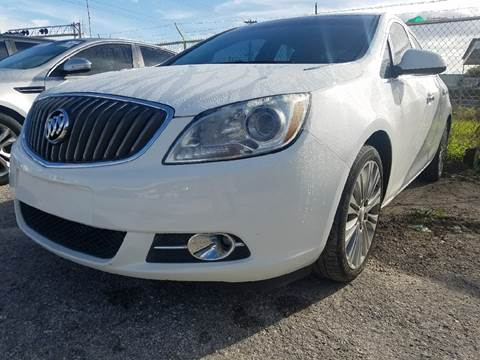 2013 Buick Verano for sale at All About Price in Orlando FL
