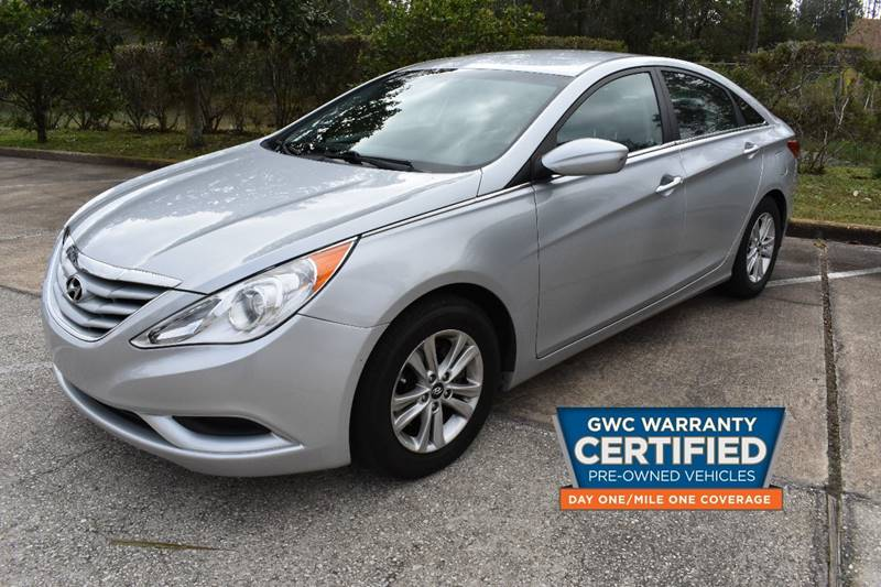 Charming 2013 Hyundai Sonata For Sale At All About Price In Bunnell FL
