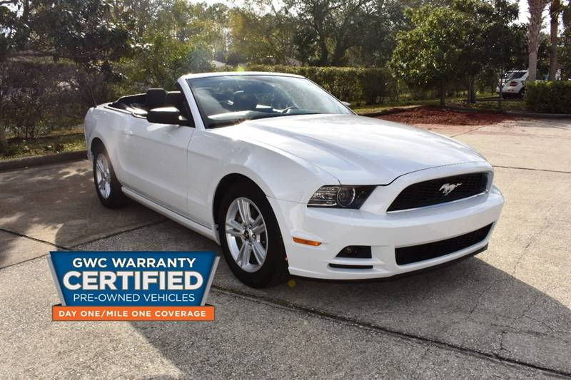 2014 ford mustang v6 in bunnell fl - all about price