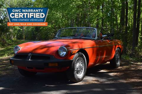 Used 1975 MG Midget For Sale in Hagerstown, MD - Carsforsale.com®